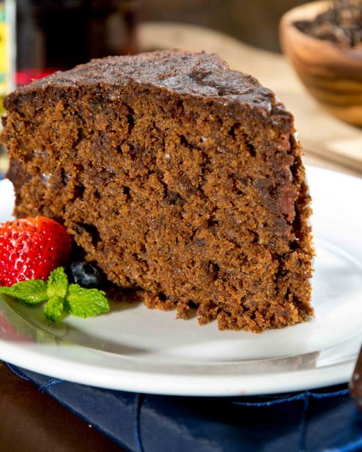 Jamaican Black Cake 2
